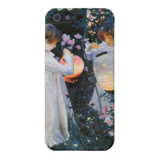 Carnation, Lily, Lily, Rose - John Singer Sargent Case For The iPhone 5