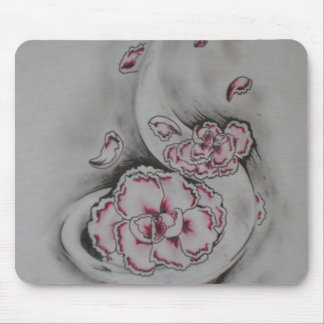 Carnation Mouse Pad