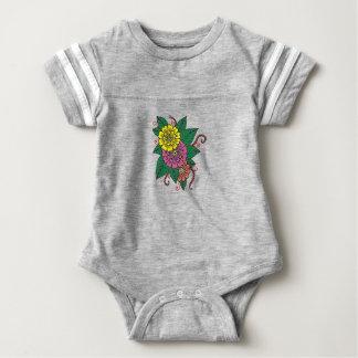 Carnations Baby Bodysuit