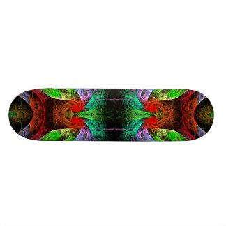 Carnaval Abstract Art Skateboard