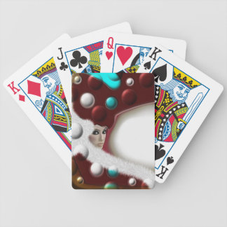 Carnaval Bicycle Playing Cards