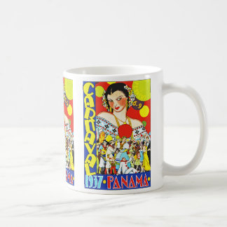 Carnaval in Panama Coffee Mug