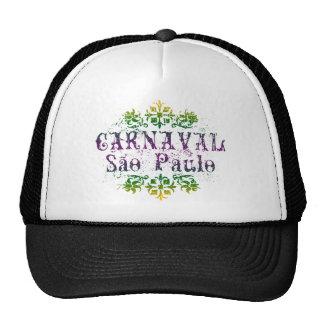 Carnaval Sao Paulo Hats