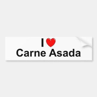 Carne Asada Bumper Sticker