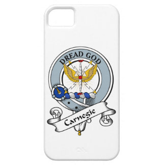 Carnegie Clan Badge iPhone 5 Case