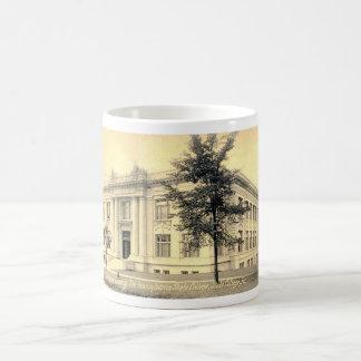 Carnegie Library, State College, Pennsylvania 1909 Basic White Mug
