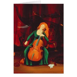 Carneval des Animeaux 2001 Card