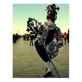 Carnevale 1 postcard