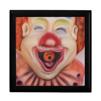 Carney Clowns Large Square Gift Box