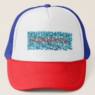 Carnihat Trucker Hat with CARNIPICUS