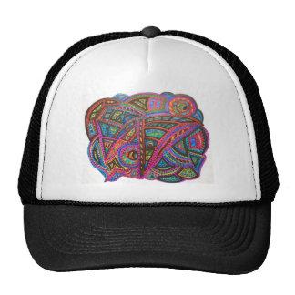 CARNIVAL ABSTRACT CAP