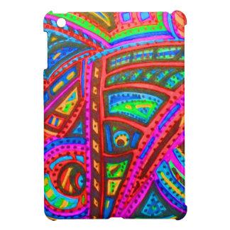 CARNIVAL ABSTRACT iPad MINI COVER