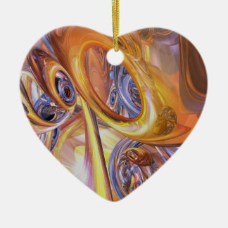 Carnival Abstract Ornament