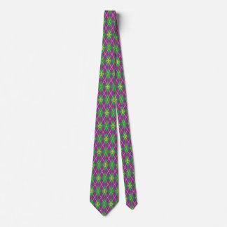 Carnival Argyle Men's Neck Tie