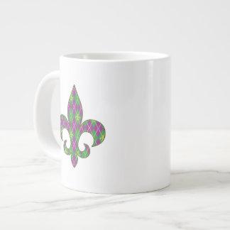 Carnival Argyle Specialty Mug