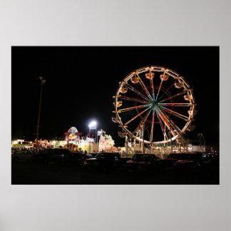 Carnival at Night 07 Poster