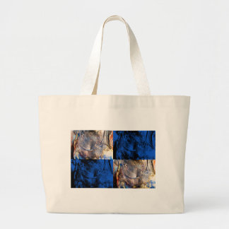 carnival chest large tote bag