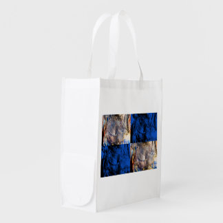 carnival chest reusable grocery bag