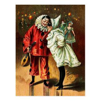 Carnival: Confidants Postcard