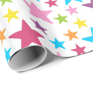 Carnival Days Wrapping Paper