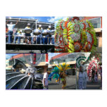 Carnival in Trinidad Post Card