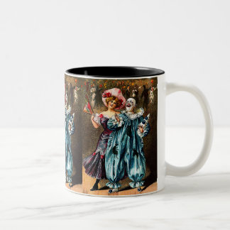 Carnival: Jolly Comrades Two-Tone Coffee Mug