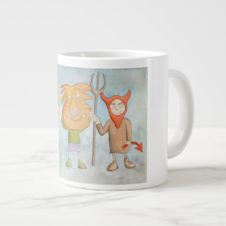 Carnival Large Coffee Mug