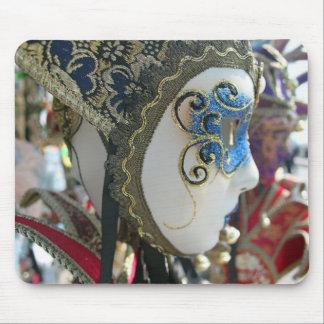 Carnival mask mousepad