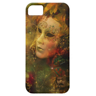 Carnival - New Orleans Mardi Gras Splendor iPhone 5 Covers