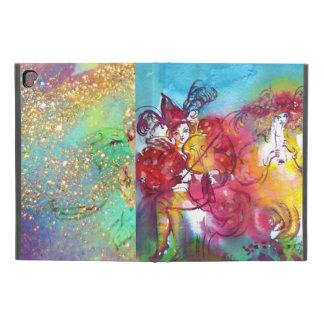 "CARNIVAL NIGHT / Venetian Masquerade,Dance Music iPad Pro 9.7"" Case"