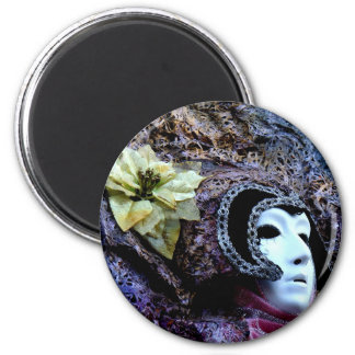 Carnival of Venise3 6 Cm Round Magnet