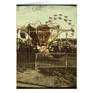 Carnival Ride 1 Card