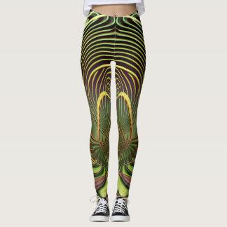 Carnival Swirls Leggings