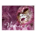 Carnival, Venice Postcards