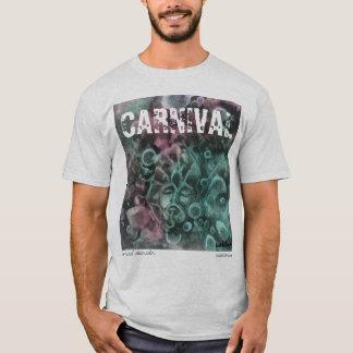'Carnival' Watercolor t-shirt by unASLEEP