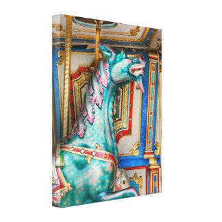 Carnival - Year of the dragon Canvas Print