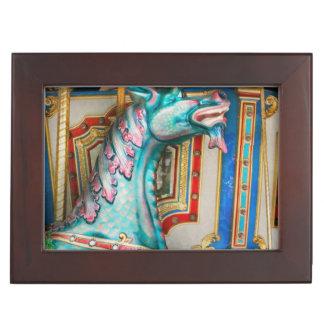 Carnival - Year of the dragon Keepsake Box