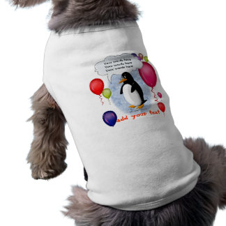 carnivalcutouts.com character template sleeveless dog shirt