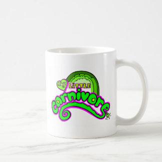 carnivore coffee mug