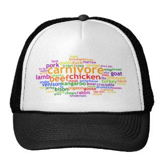 Carnivore Wordle Cap