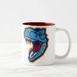 Carnivores Two-Tone Coffee Mug