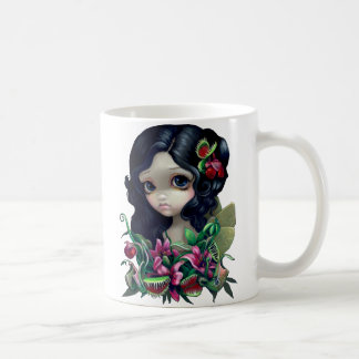 """Carnivorous Bouquet Fairy"" Mug"