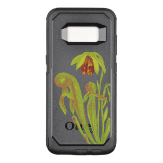 Carnivorous Cobra Pitcher Plant OtterBox Commuter Samsung Galaxy S8 Case