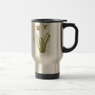 Carnivorous Plant - Sarracenia rubra Travel Mug
