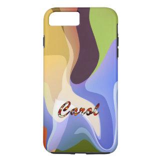 Carol Full Color iPhone case