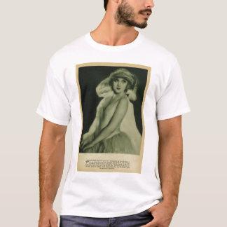 Carol Lombard 1929 vintage portrait T-shirt