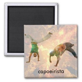 carolina and omi5, capoeirista magnet