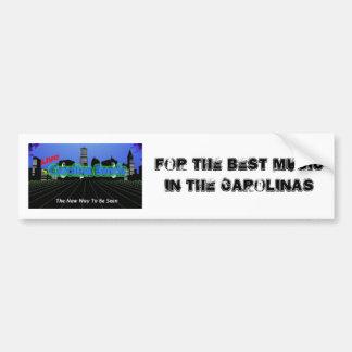 Carolina Bands Bumper Sticker