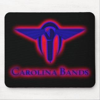 Carolina Bands Mouse pad