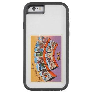Carolina Beach North Carolina NC Vintage Postcard- Tough Xtreme iPhone 6 Case